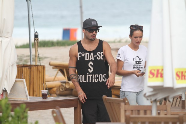 Ex-BBB Yuri (Foto: Wallace Barbosa/Ag. News)