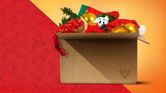 Campanha de Natal - TV Tribuna (Foto: Arte/TV Tribuna)