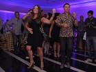 Susana Vieira e mais famosos dançam kuduro em festa de Antônia Fontenelle