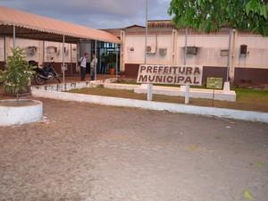 Servidores municipais terão pagamentos parcelado (Foto: Rogério Aderbal/G1)