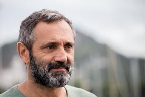 Domingos Montagner (Foto: Globo/ Tata Barreto)