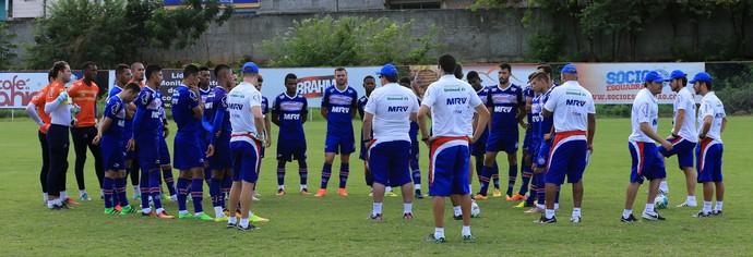 bahia; treino bahia (Foto: Felipe Oliveira / Divulgação / EC Bahia)