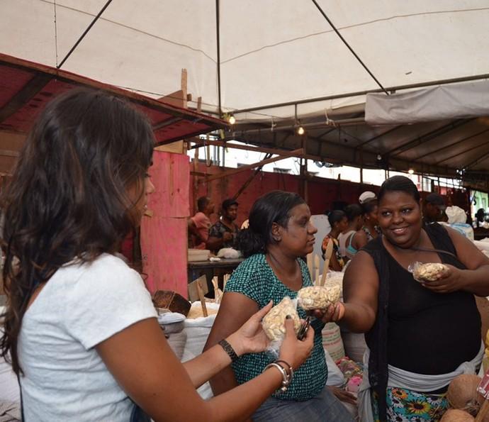 Lucy Alves conta que aprendeu a cozinhar depois que saiu da casa dos pais (Foto: Arquivo Pessoal)