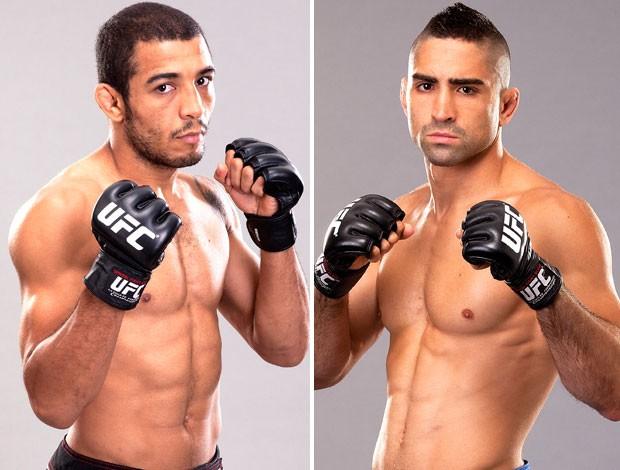 José Aldo e Ricardo Lamas (Foto: Getty Images)