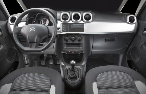 Citroën Aircross 1.6 Manual Feel (Foto: Fabio Aro)