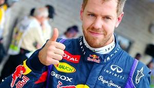 Sebastian Vettel pole GP dos Estados Unidos (Foto: Getty Images)