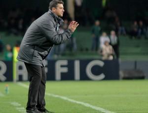 Marquinhos Santos, técnico do Coritiba (Foto: Divulgação/ Site oficial Coritiba)