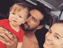 Aryane Steinkopf posta foto linda em família: 'Vidas'