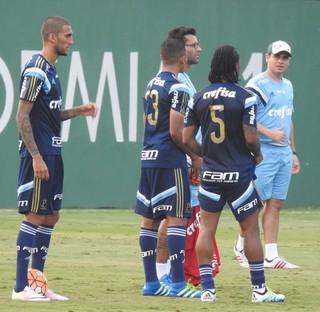 Arouca Palmeiras (Foto: Rodrigo Faber)
