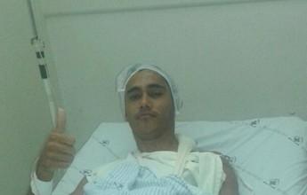 Rafael Barros é operado e cita desejo de voltar ao Atlético-AC em 2017