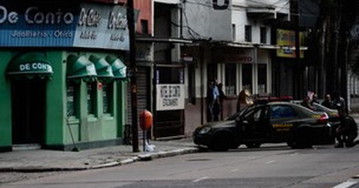 d122e4f8e86 G1 - Polícia prende quinto suspeito de assaltar joalheria em Porto Alegre -  notícias em Rio Grande do Sul