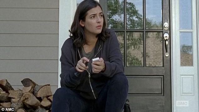 Alanna Masterson como Tara Chambler em 'The Walking Dead' (Foto: Divulgação)