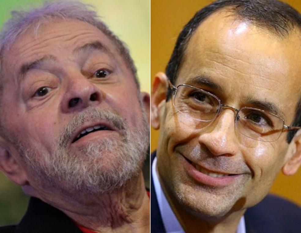 O ex-presidente Lula e o empresário Marcelo Odebrecht vão prestar depoimento ao juiz federal Vallisney de Souza Oliveira (Foto: Ueslei Marcelino e Rodolfo Buhrer / Reuters)