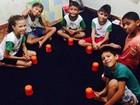 'Presente Solidário' arrecada recursos na Europa e doa a projeto no Pará