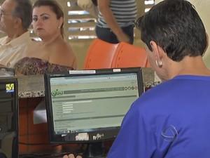 Gerenciamento de Informações em Saúde (Gisa) custou R$ 10 milhões à prefeitura de Campo Grande (Foto: Reprodução/TV Morena)