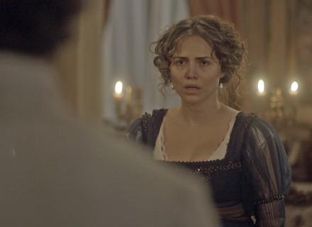 Leopoldina desmaia com decisão de Pedro