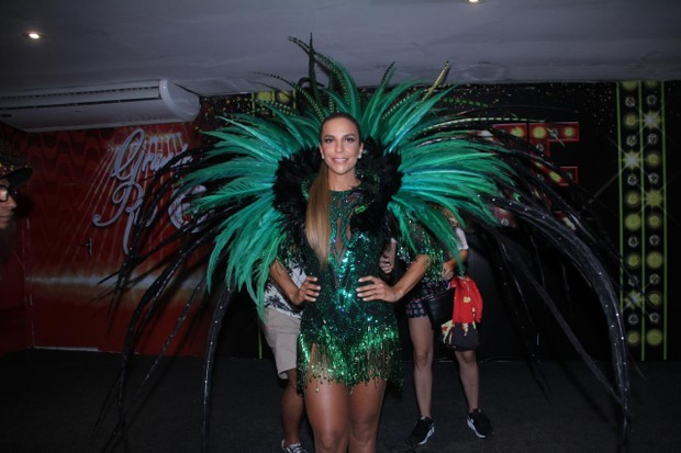 Ivete Sangalo (Foto: Rodrigo dos Anjos/AgNews )