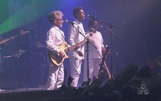 Show encantou o público de Boa Vista (Foto: Bom Dia Amazônia)
