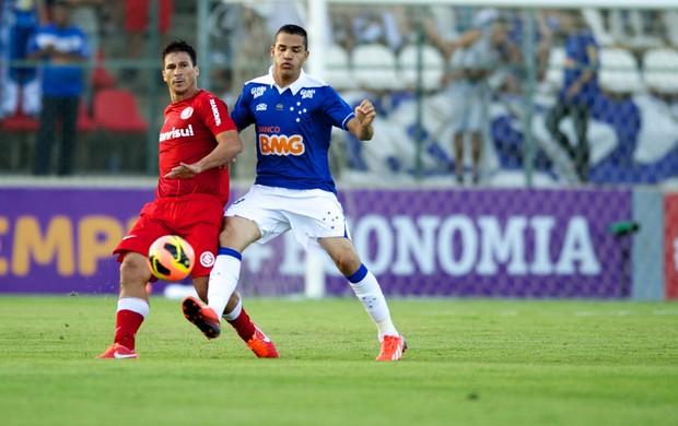 Inter e Cruzeiro na Arena do Jacaré (Foto: Alexandre Lops/Divulgação, Inter)