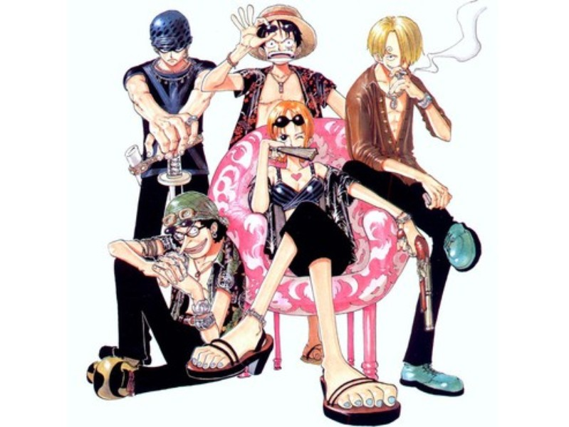 Papel De Parede: One Piece