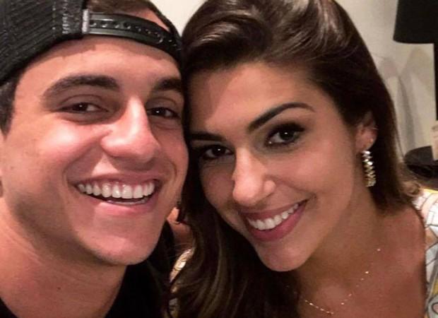 Vivian e Manoel (Foto: Reprodução/Instagram)