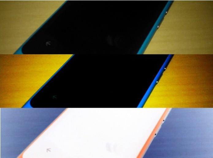 Fotos tiradas com o Lumia 900 em diferentes configurações (Foto: TechTudo/Marlon Câmara)