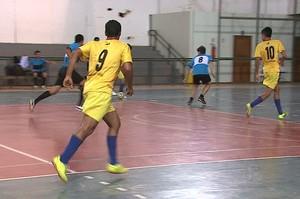 Copa Gospel de Futsal durou quase dois meses (Foto: Reprodução/TV Acre)
