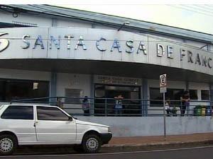 Santa Casa de Franca tem milhares de pacientes na espera por cirurgia. (Foto: EPTV)
