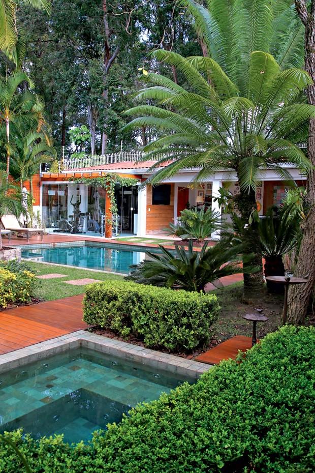 Constru o de piscina passo a passo e dicas casa e for Modelos de piscinas de campo