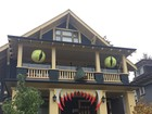 18 decorações incríveis do Halloween nos EUA publicadas no Instagram