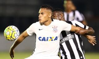 Léo Jabá Corinthians Campeonato Brasileiro Sub-20 (Foto: Lucas Figueiredo/CBF)