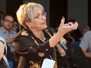 Maria Immacolata Vassallo de Lopes (Foto: Paulo Uras)