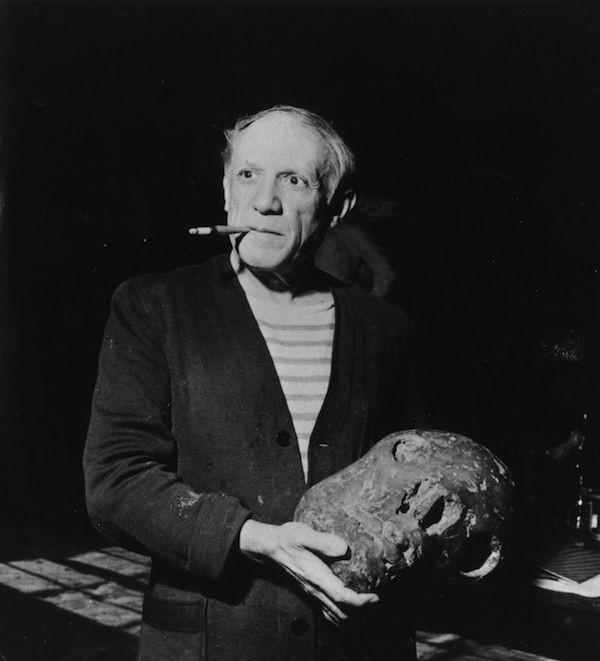 O pintor espanhol Pablo Picasso (Foto: Getty Images)