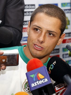 Javier Hernández Chicharito México (Foto: Reuters)