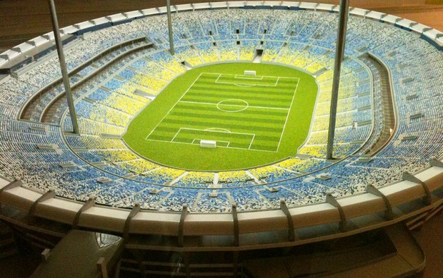 Maracanã (Foto: Felippe Costa / Globoesporte.com)
