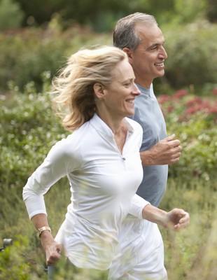 EuAtleta -  casal mais velho correndo (Foto: Getty Images)