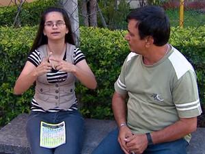 Rosana sonha em tirar a CNH para poder dirigir (Foto: Ely Venâncio/EPTV)