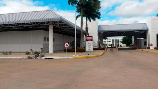 Fábrica da Coteminas fica em Macaíba, na Grande Natal (Foto: Marksuel Figueiredo/Inter TV Cabugi)