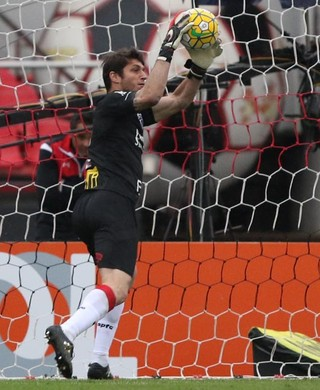 Denis São Paulo X Palmeiras (Foto: Rubens Chiri / saopaulofc.net)