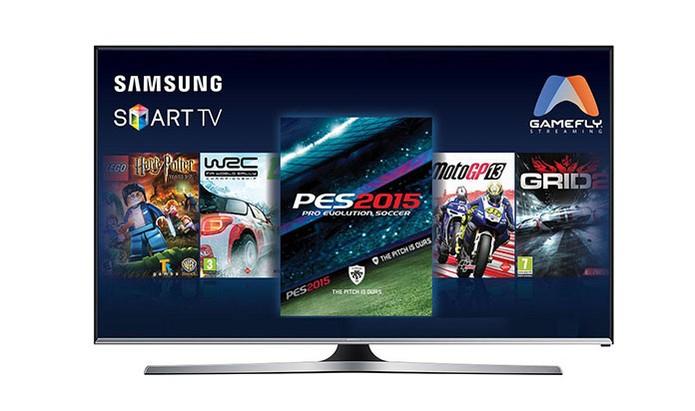 Smart TV da Samsung tem modo gamefly e tela de 48 polegadas LED Full HD (Foto: Divulgação/Samsung)
