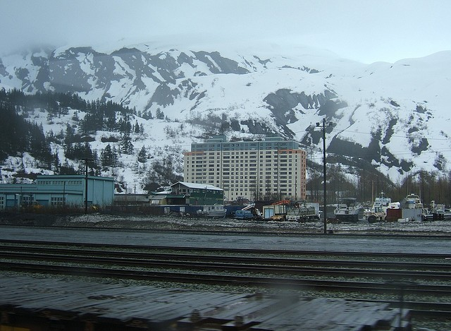 Whittier, Alasca (Foto: Flickr/Jessica Spengler/Creative Commons)