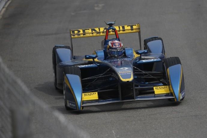 Sebastien Buemi vence ePrix de Mônaco (Foto: Divulgação)