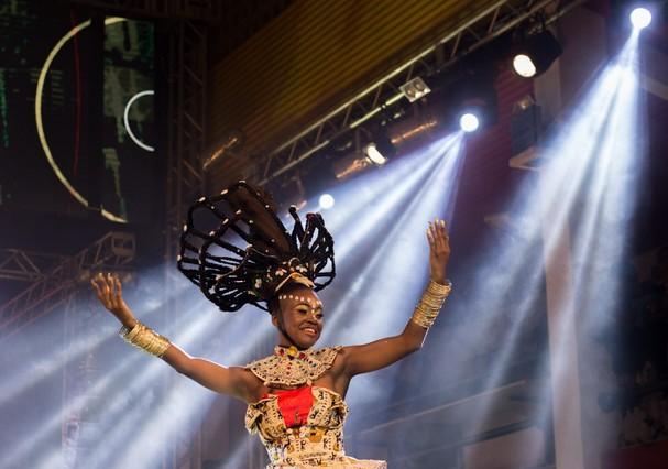 Jéssica Santos, a vencedora (Foto: Instagram/Reprodução)