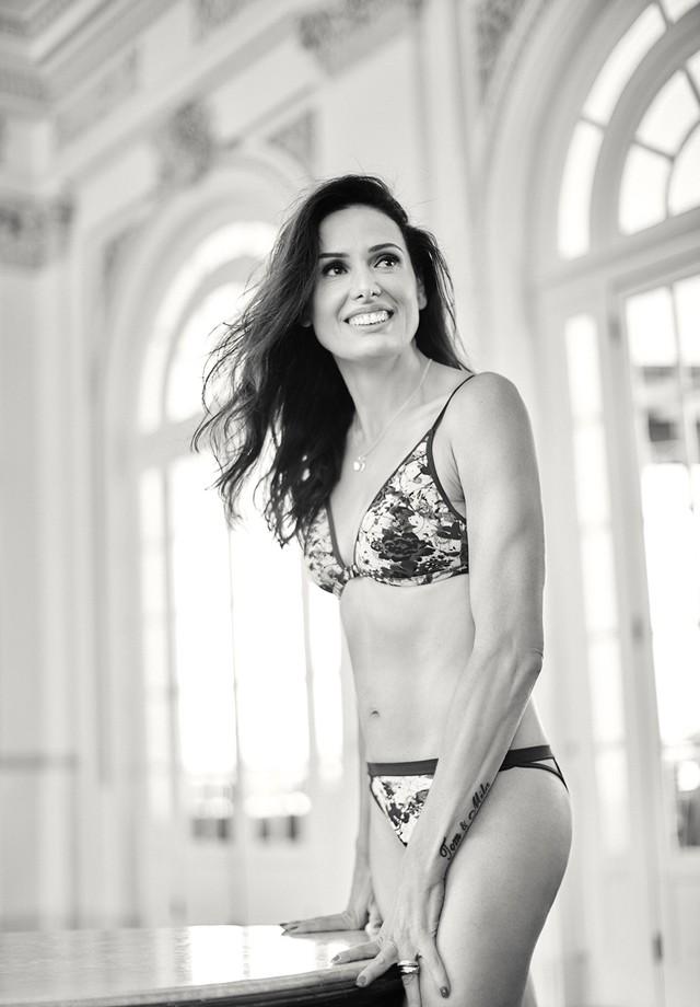 Adriana Samuel (Foto: Daniel Mattar)
