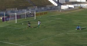 print gol perdido candinho (Foto: Reprodução/ TV Asa Branca)