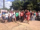 Protesto na Unifap tenta impedir aulas em cursos contrários à greve nacional