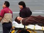 Turistas mexicanos feridos no Egito retornam a seu país