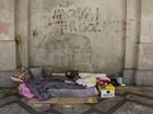 'Me sinto pior que um vira-lata', diz morador de rua sobre remoção no RS