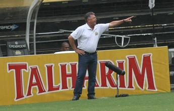 """Cavalo elogia desempenho e criação do Tigre ante o Avaí: """"Muito satisfeito"""""""