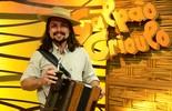 Eduardo Vargas foi atração no quadro 'Na Janela do Galpão'